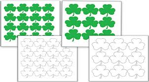coloring page magnificent shamrock activities 1024x565 coloring