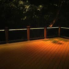 stylish in addition to lovely led deck lighting strips pertaining