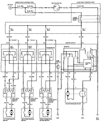 2000 civic fuse box diagram wiring diagrams