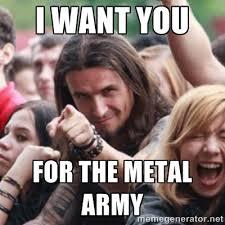 Meme Generator Gif - ridiculously photogenic metalhead gif gif on imgur
