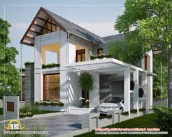 modern single story hillside hoe plans pictures sloping house