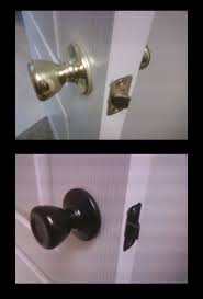 appliance tips and tricks how to remove a door knob with short
