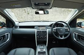 2015 land rover discovery interior 2016 land rover discovery sport review