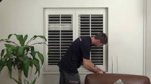 fitting shutters youtube