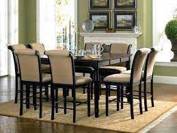 Kitchen Table Seats 10 by What Size Round Table Seats 8 U2013 Thelt Co