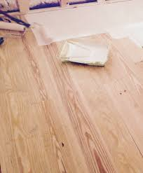 How To Get Paint Off Laminate Floor How To Make Distressed Wood Floors The Craftsman Blog