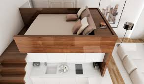 Studio Apartment Bed Ideas Extremely Best Bed For Studio Apartment Platform Small Ideas