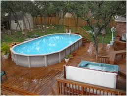 backyards excellent nice small yard pool designs in inspiration