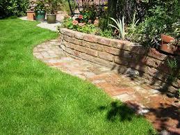 landscaping walmart landscaping bricks retain wall block