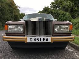 roll royce garage rolls royce silver spirit out for a drive bridge classic cars