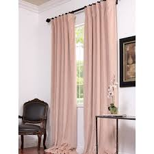 Blush Pink Curtains Blush Pink Curtain Panels Miketechguy