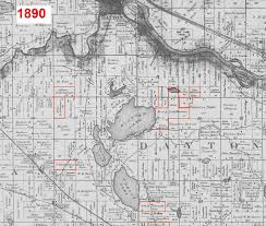 Dayton Map A History Of The Dahlheimer Family Of Minnesota