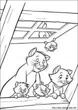 aristocats coloring pages coloring book