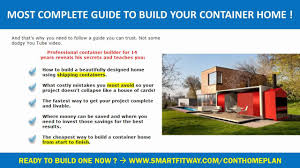 5 bedroom shipping container home plans youtube