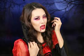 vampire halloween contacts tutorial vampire makeup halloween 2013 from head to toe