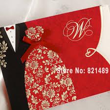 Black Wedding Invitations Aliexpress Com Buy New Wedding Cards Invitation 2015 Chinese