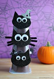 halloween cups and plates black cat pudding cups persnickety plates