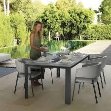 Modern Garden Table Talenti Eden Garden Dining Furniture Timeless Modern Garden