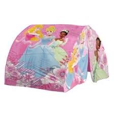 Princes Bed Amazon Com Disney Princess Bed Tent Home U0026 Kitchen