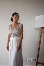 anna campbell giselle slimline wedding dress on sale 44 off