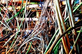 large hadron collider crew has to pull 9 000 old cables