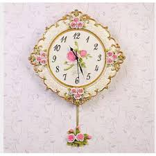 European Style European Style Vintage Wall Clock Home Wall Decor Clock