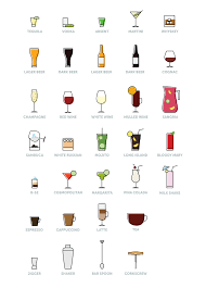 margarita emoji free beverage icon set bar cocktail coffee freebie supply