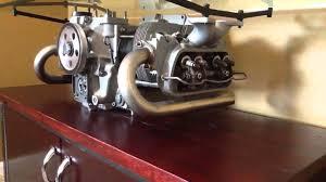 vw engine table youtube