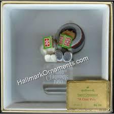 1980 frosty friends 1 hallmark ornaments