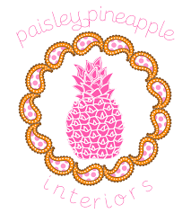 paisley pineapple interiors home interior hendersonville tennessee