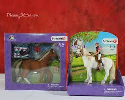 classic svan ring holder images Holiday guide schleich horse club collection mommy katie jpg