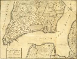 New York Islands Map by George Washington U0027s Copy Of The Declaration Of Independence The
