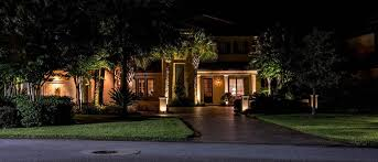 outdoor landscape lighting the lighting company of freeport fl
