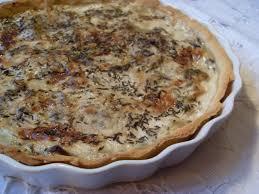 cuisine vegan facile tarte végétalienne aux poireaux et pommes de terre tartes salées