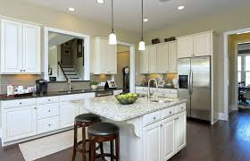 traditional kitchen with simple granite counters u0026 flush zillow