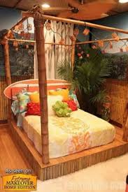 Beach Themed Bedrooms For Girls Beach Themed Girls Rooms Tropical Jungle Themed Girls Hula