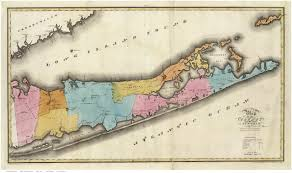 Map Of Queens New York by Old Maps Of Long Island New York