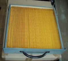delta downdraft sanding table nos delta downdraft table dust collector filter drawer p n 899484 m