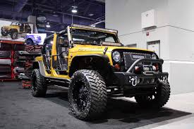 badass blue jeep gallery 15 badass jeeps from sema you know you want autoguide