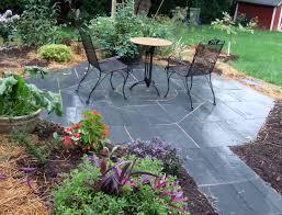 helping gardeners grow my flagstone patio