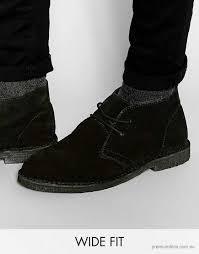 satisfactory ferk16434 blacksuede asos desert boots in suede for
