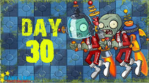 plants vs zombies 2 far future day 30 blastronaut zombie sun