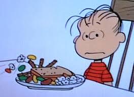 image gallery linus thanksgiving