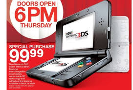 amazon nintendo 3ds xl black friday target u0027s black friday 2016 deals nintendo everything
