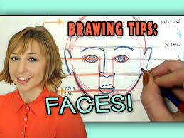 how to draw doodle faces drawing faces basics how to 8