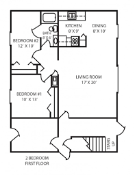 Bedroom Floor Planner by Apartments In Indianapolis Floor Plans