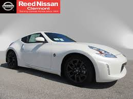nissan sports car 370z price new 370z for sale in clermont fl reed nissan clermont