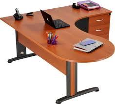 bureau arrondi bureau arrondi table de bureau lepolyglotte