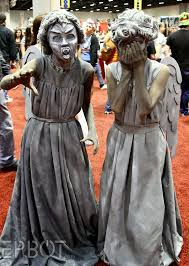 Weeping Angels Halloween Costume 16 Megacon Images Cosplay Costumes Costume