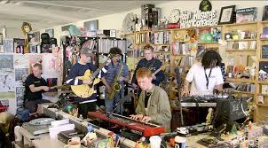 Small Desk Concert King Krule Perform A Tiny Desk Concert For Npr The